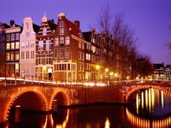 City Lights Amsterdam Netherlands vip service