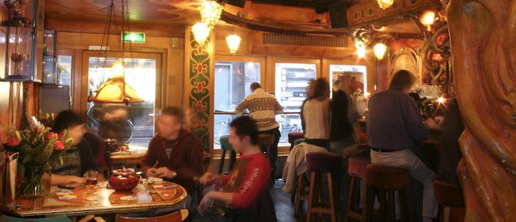Amsterdam Coffeeshop Tour