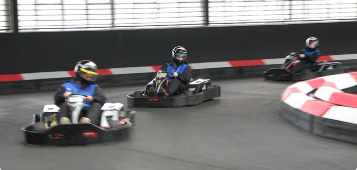 Indoor karting Amsterdam