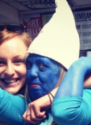 The Smurfette Pub Crawl