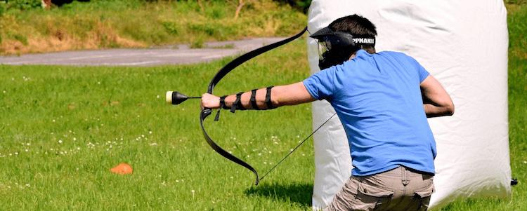 Archery Tag Battle Amsterdam