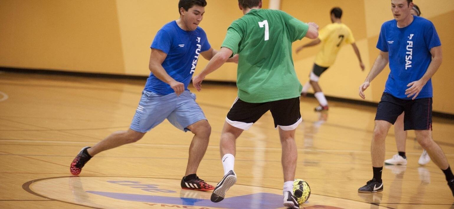 FIVE A SIDE INDOOR FOOTBALL