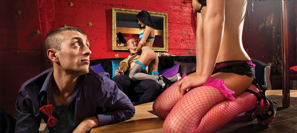 AMSTERDAM STRIPTEASE DINNER