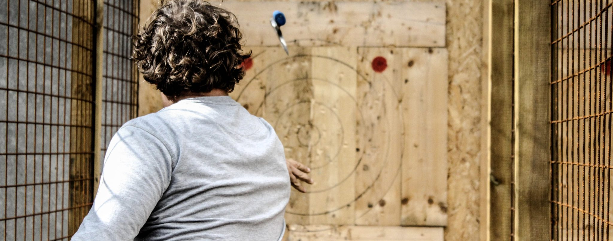 Urban Axe Throwing Amsterdam