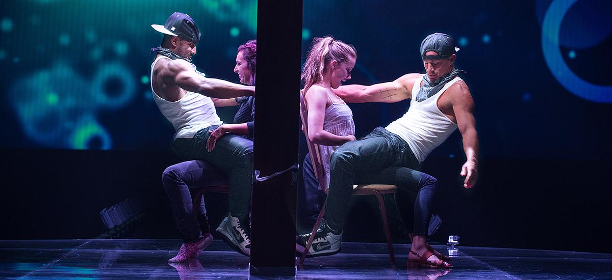 Amsterdam Striptease Workshop